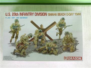 Sealed WWII Model Kit