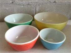 Lot of Pyrex Bowls