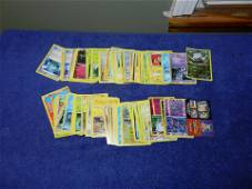 Lot of 100+ Pokemon Cards Some Holos