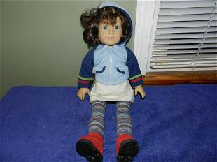 """American Doll With Outfit and Shoes 19"""" Tall"""
