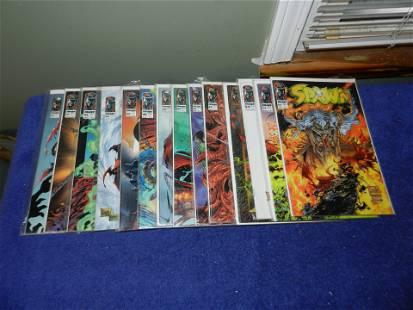 Lot of 14 (40-53) McFarlane Spawn Comic Books All B&B