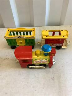 fisher price circus train not complete