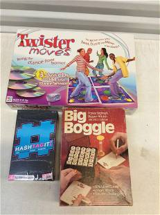Lot of New and Vintage Games