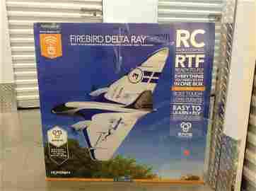 Hobby Zone RC RTF Firebird Delta Ray