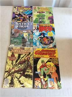 lot of comics star trek and more