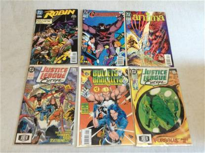 Lot of DC and other comics