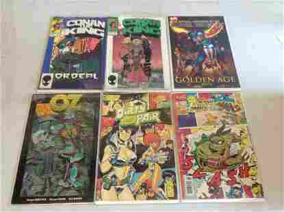 Lot of marvel and other comics