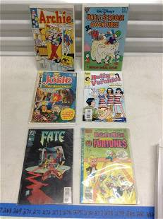 Richie Rich, Disney and other comics