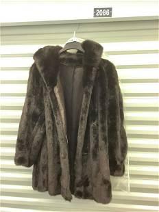Dubrowski and pearlbinder fur jacket