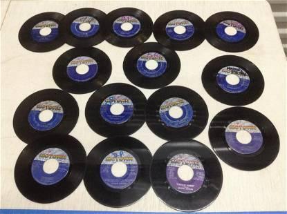 Large lot of Michael Jackson, The Jackson 5 & Diana