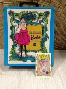 1968 Mattel The World of Barbie Doll Case