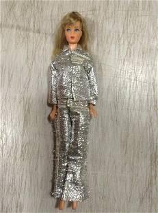 1962 Marked Barbie & Midge Mattel Inc Patented