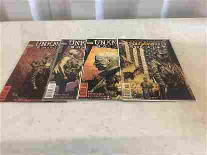Lot of Unknown Soldiers DC Comics