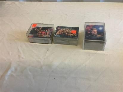 Lot of Star Trek Cards