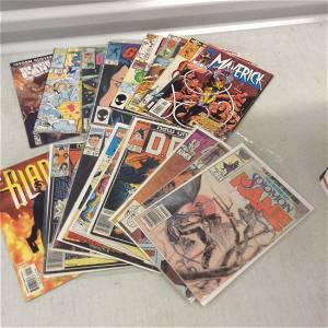 Lot of Comics
