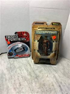 Transformers wiretap v20 and star trek enterprise T Pol
