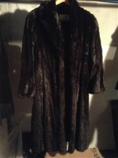 Furs by Guarino Real Fur Coat great condition