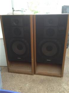 Technics SB-2765 Speakers - Works