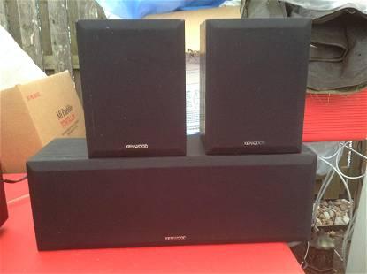 Kenwood Speakers CRS-158