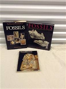 Fossil and King Tut books