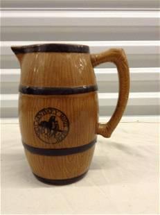 Old Kentucky Root Beer barrel stein
