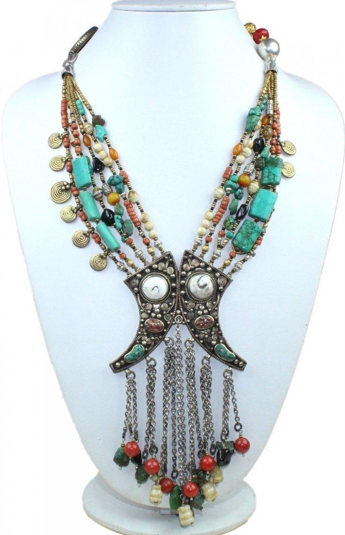 Women's Handmade Choker Necklace