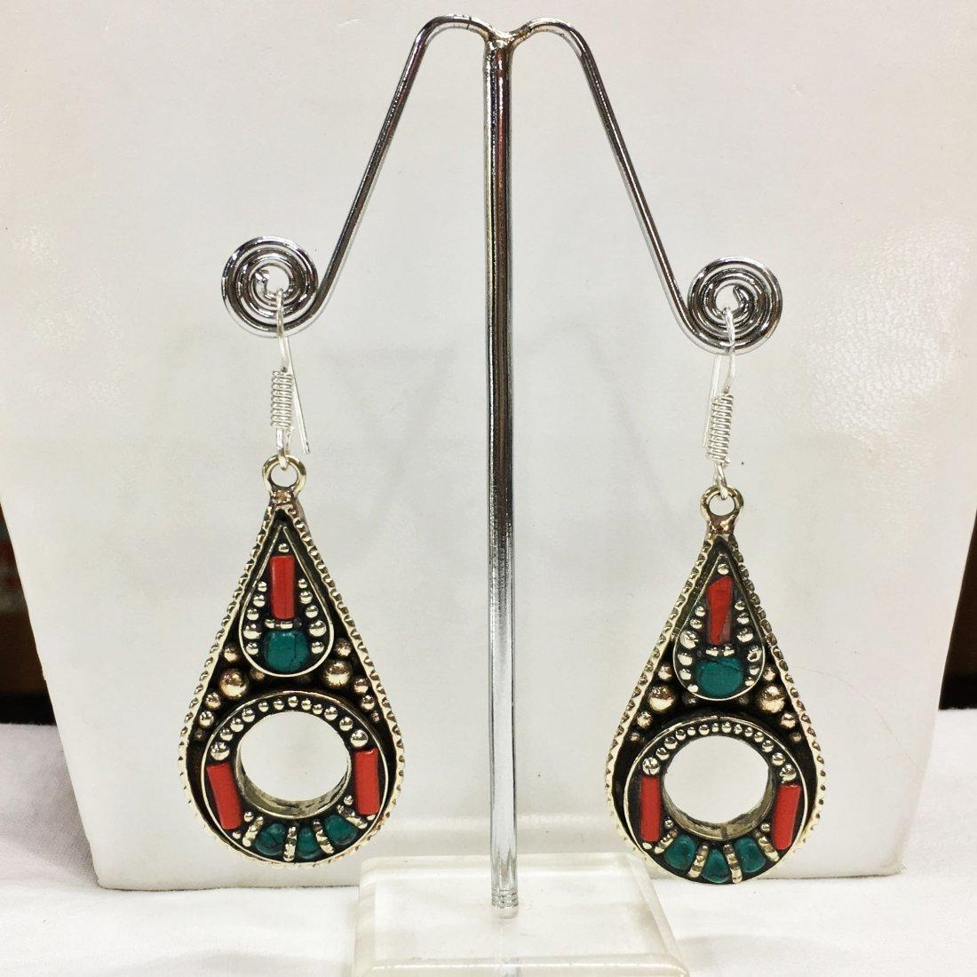 Women's Handmade Choker Earring