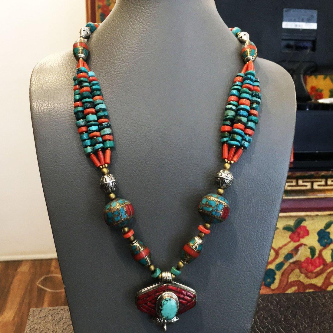 Bohemia Charm Big & Bold Choker Necklace