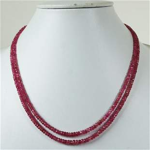 115CT Natural Pink Tourmaline 92.5 Sterling Silver