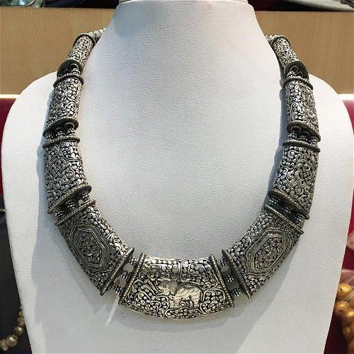 Tibetan Silver