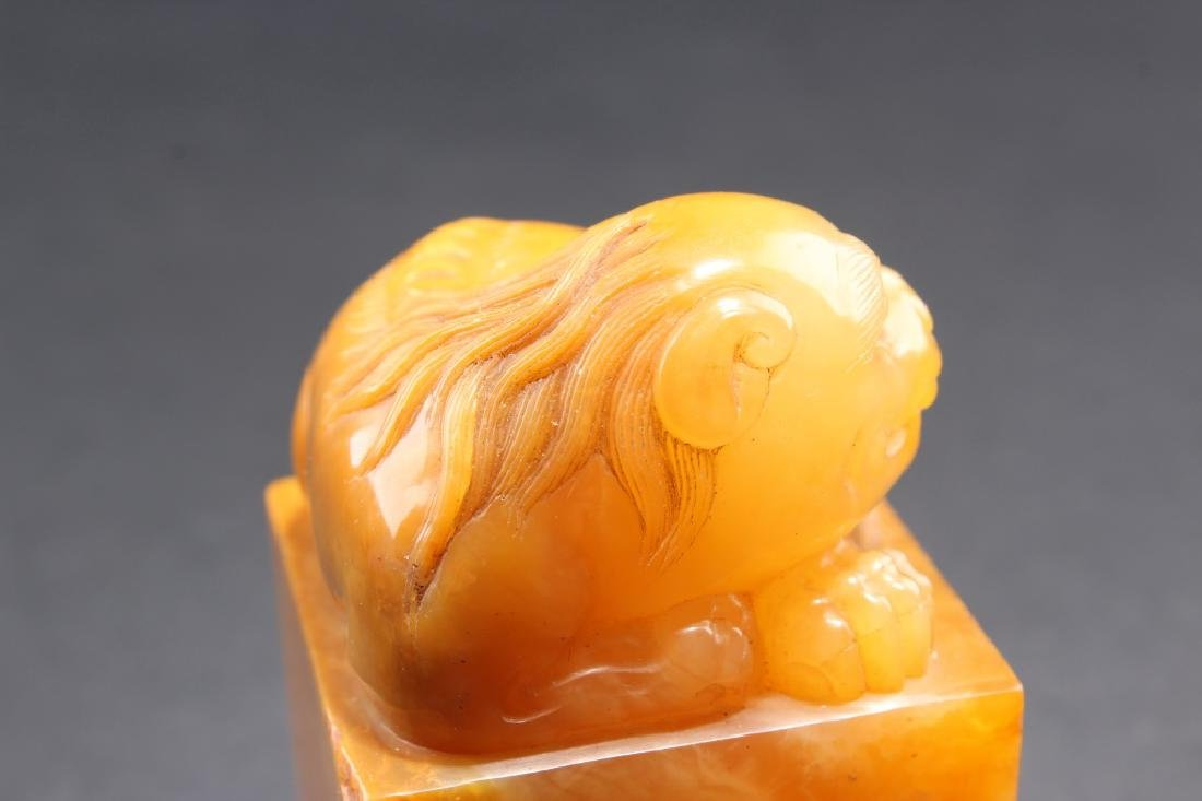 TIANHUANG STONE SEAL - 5