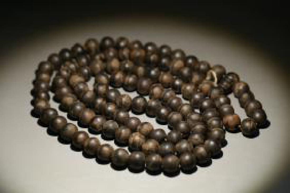 CHENGXIANG WOOD BEADS NECKLACE