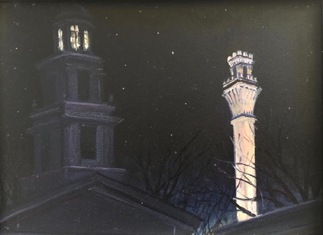 COOPER DRAGONETTE (1970 - ), Winter's Night, - 2