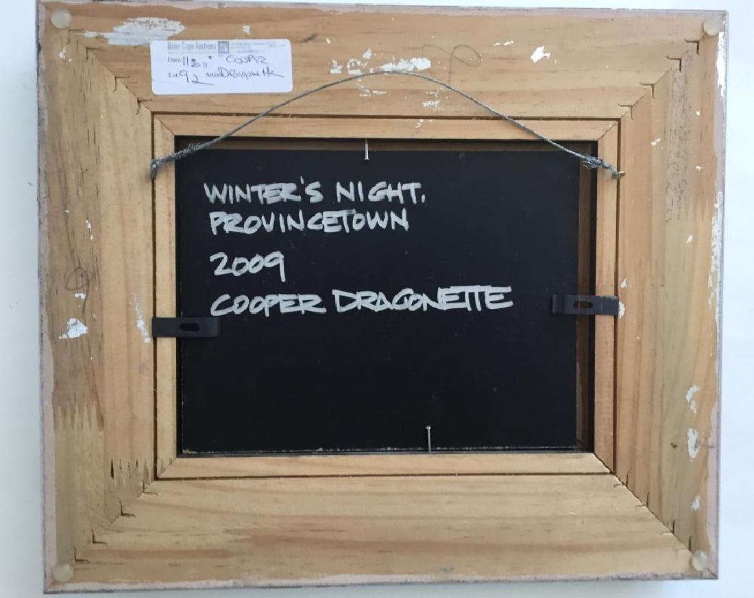 COOPER DRAGONETTE (1970 - ), Winter's Night, - 5