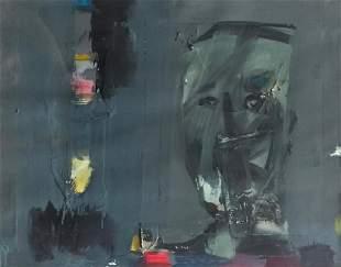 GiGLIO DANTE 19162007 Night Face Acrylic