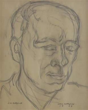 WILLIAM H LITTLEFIELD 19021969 Portrait of Father