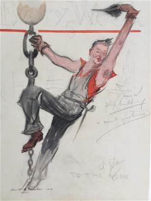 GERRIT BENEKER 18821934 To the Work with related