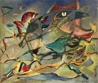 WILLIAM H. LITTLEFIELD (1902-1969), The Secret Flower,