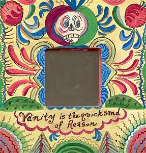POLLY BURNELL (20/21st. c.) Vanity is the Quicksand of