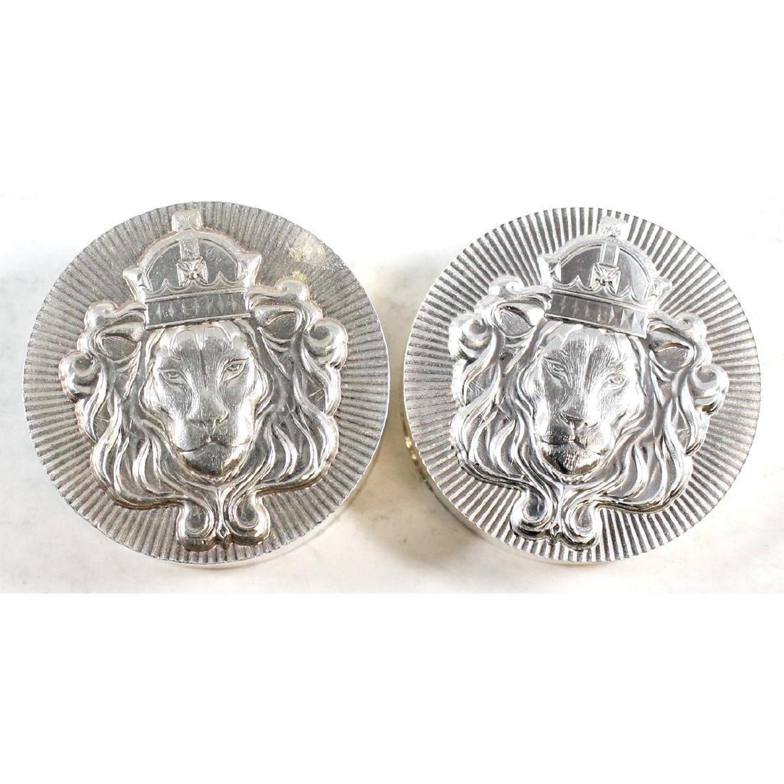 5oz & 100 Gram Scottsdale Mint .999 Fine Silver Stacker