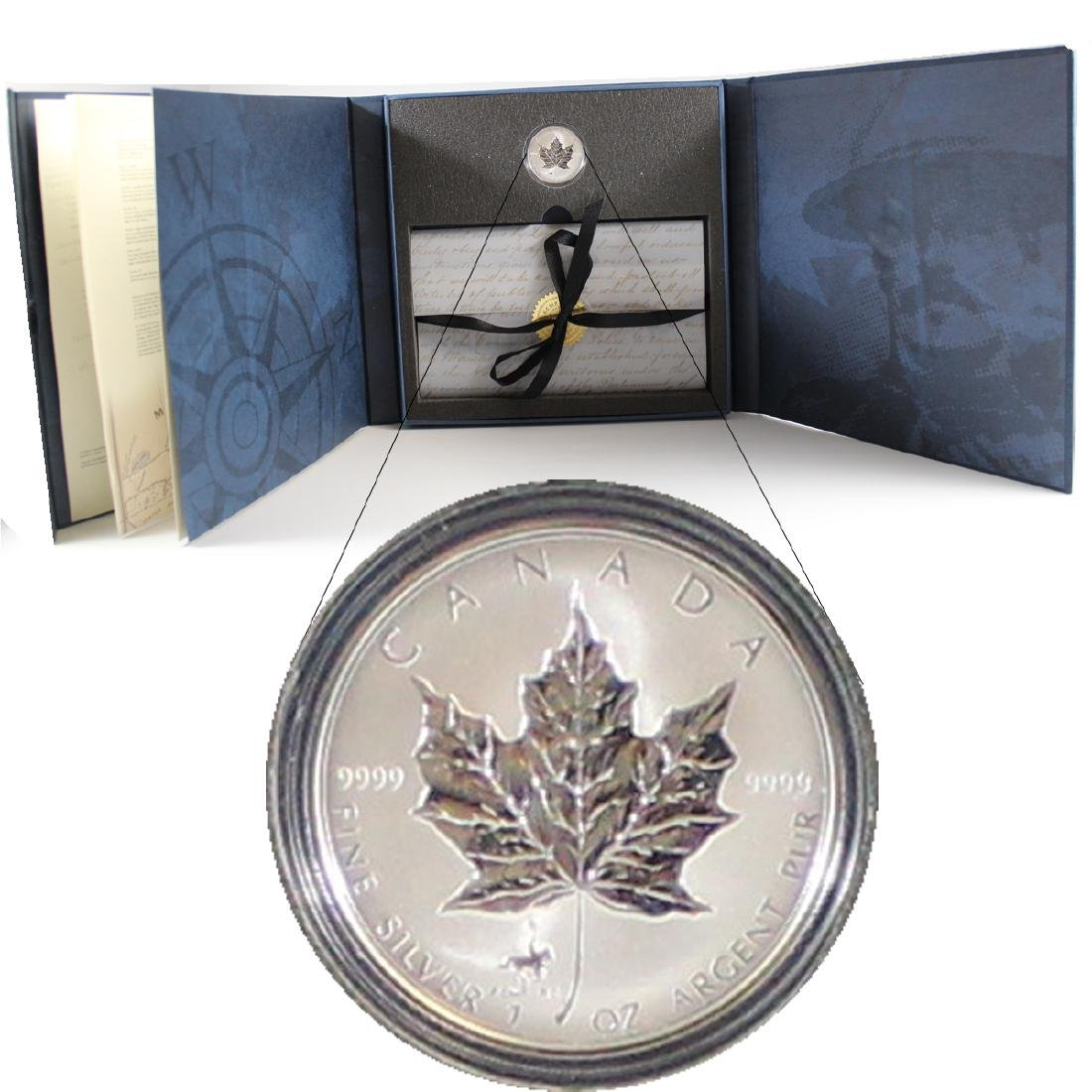 1998 Canada Royal Canadian Mounted Police (RCMP) Privy