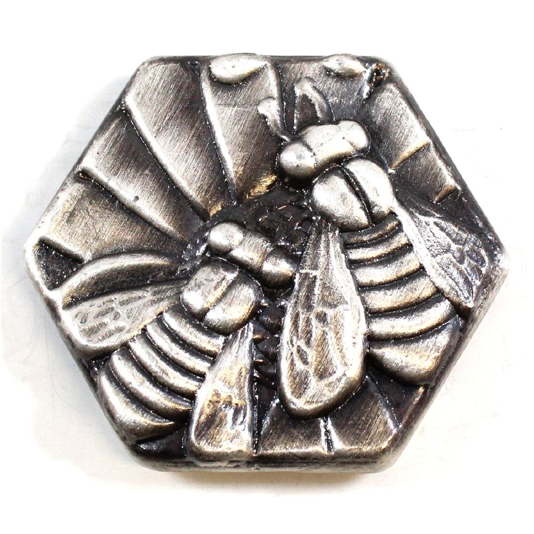 Limited Mintage! Beaver Bullion 4oz Fine Silver 'Bee