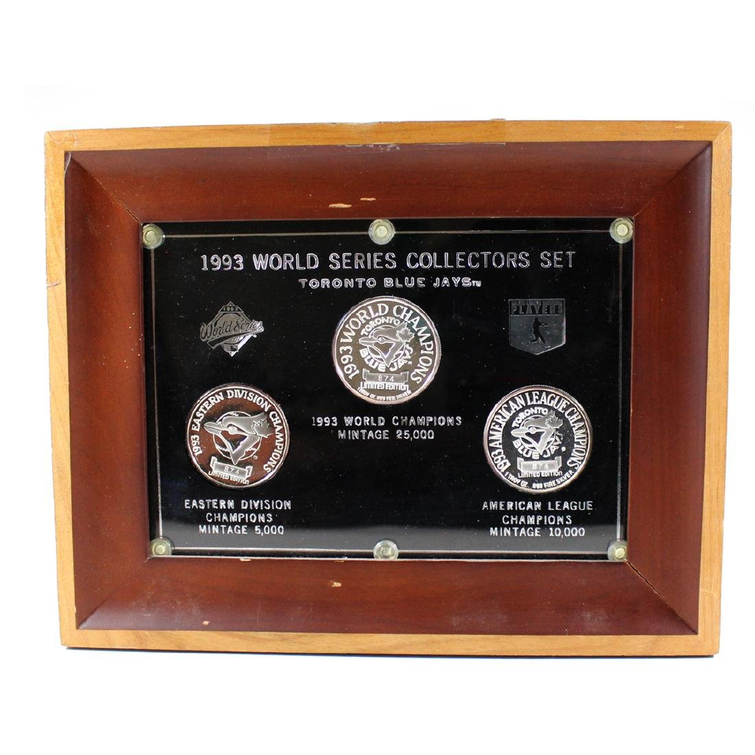 1993 Toronto Blue Jays World Series Limited Edition
