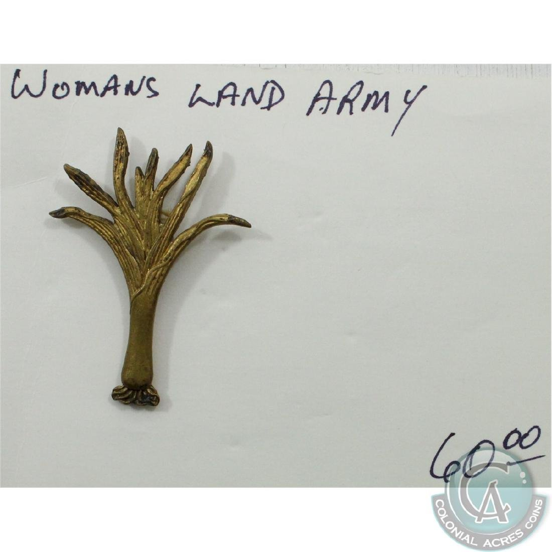 Great Britain WWII Women's Land Army Badge