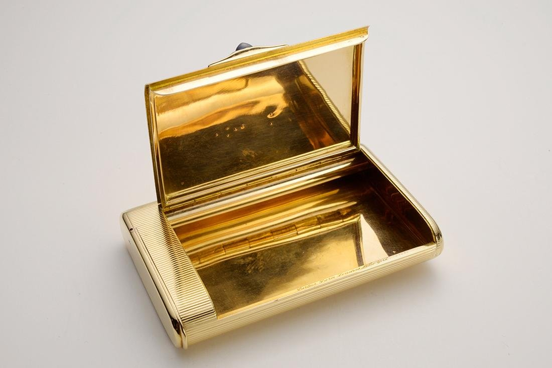 Signed Cartier Cigarette Case, 1960 - 3