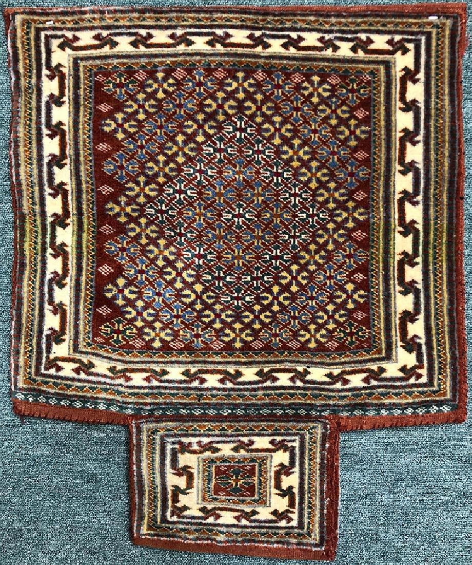Antique Iranian Saddle