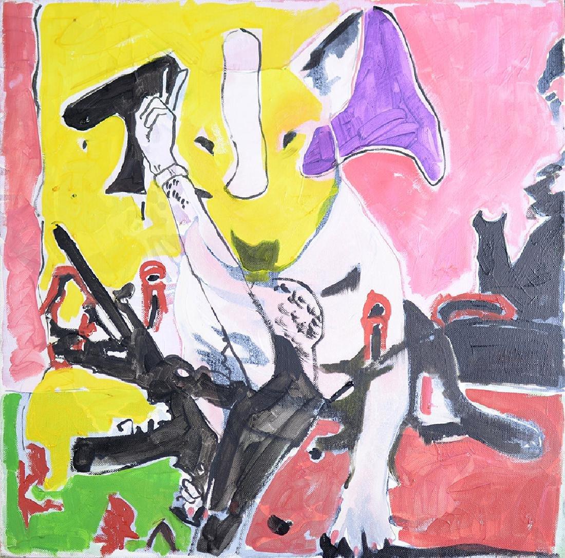"Lidia Bachis, 2008, ""Carnival"""