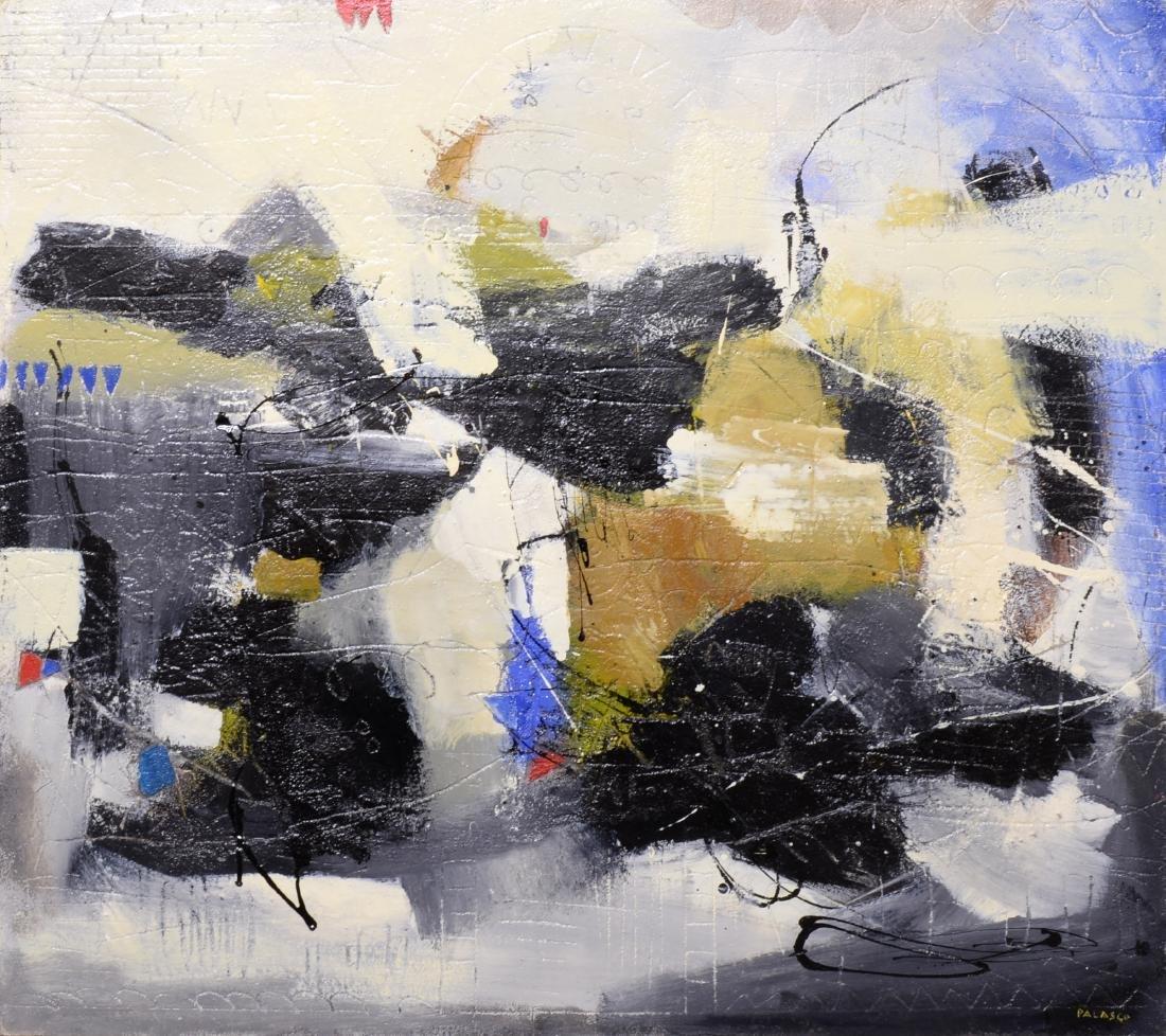 Diego Palasgo, 1993, Untitled Venice