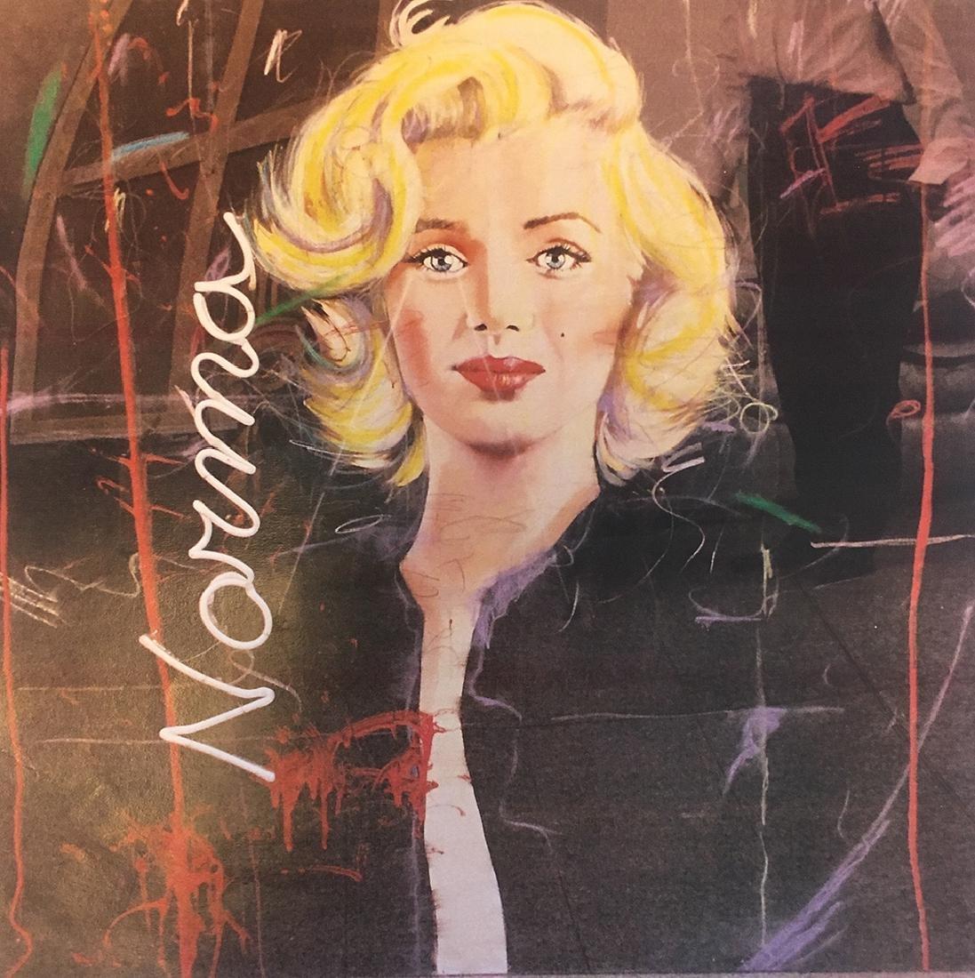 Enrico Manera, 2005, Marilyn Monroe