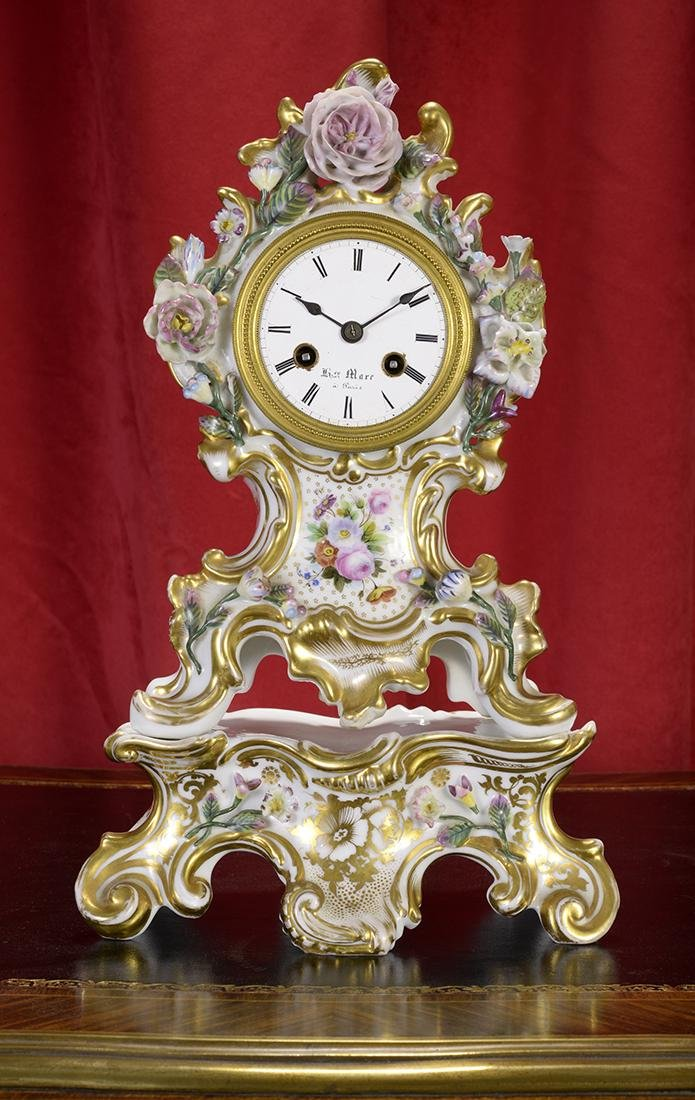 Antique German Clock, 20th Century